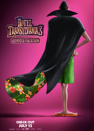 HOTEL TRANSYLVANIA 3 : A MONSTER VACATION